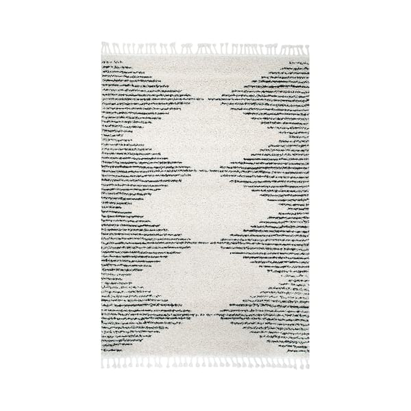 Morrocan Diamond Pinstripe