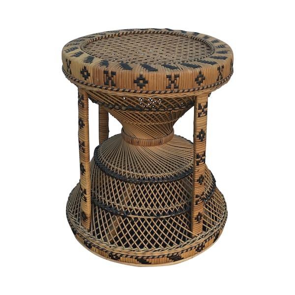 Rattan Hourglass