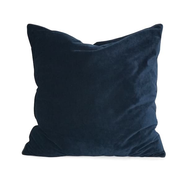 Navy Blue Velvet