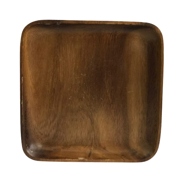 Acacia Wood Trays