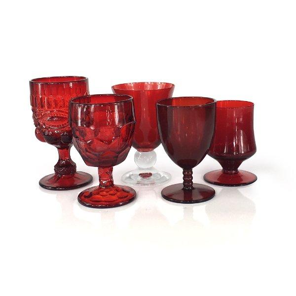 Red Goblets