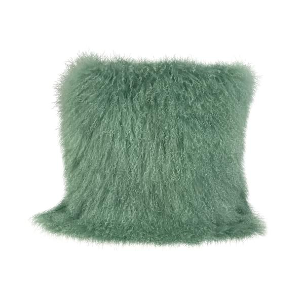 Seafoam Silky Fur