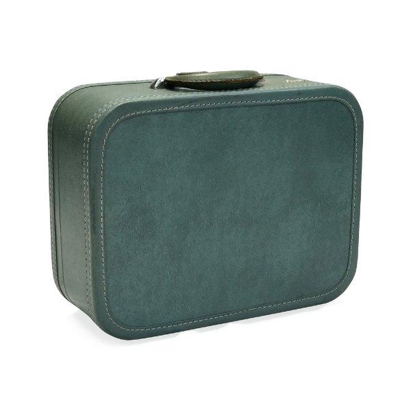 Dusty Blue Luggage