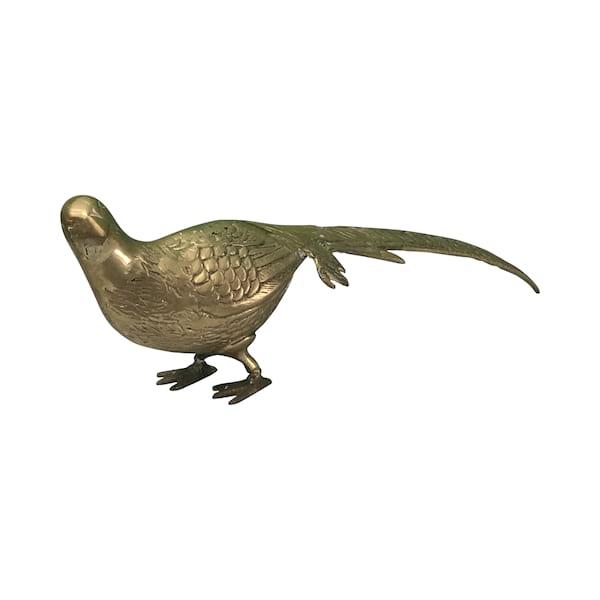 Brass Bird