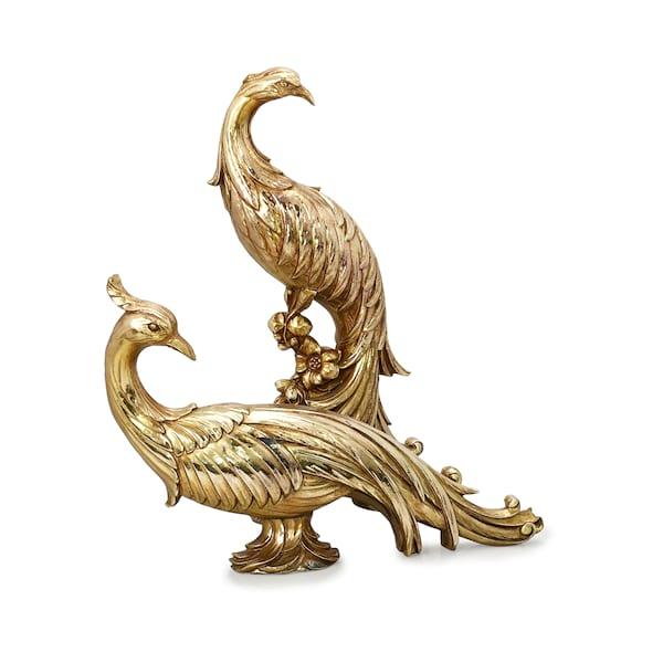 Gold Pheasants
