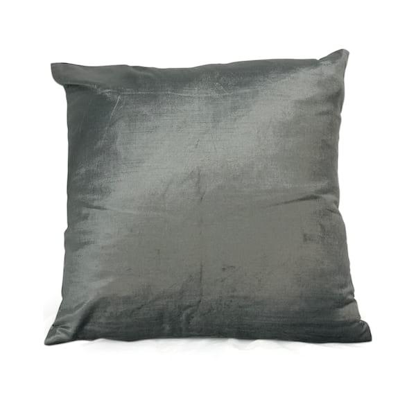Velvet Charcoal Grey