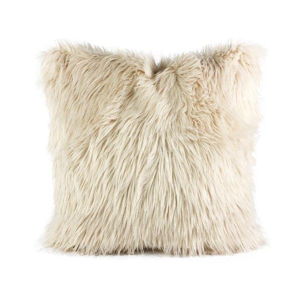 Blush Faux Fur