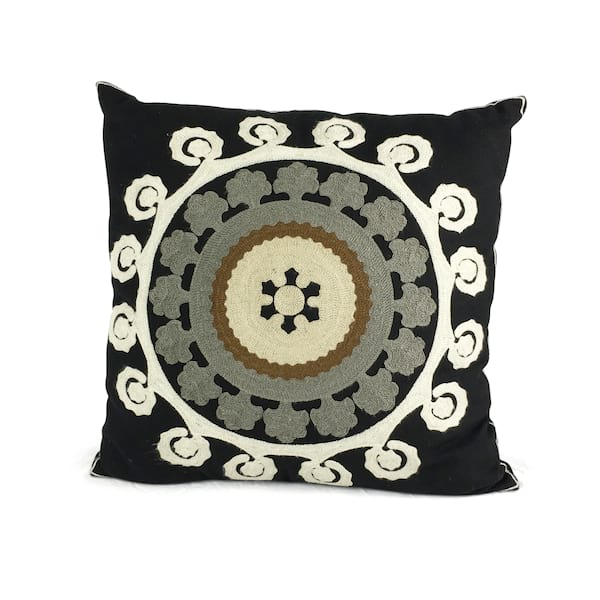 Bohemian Black Medallion