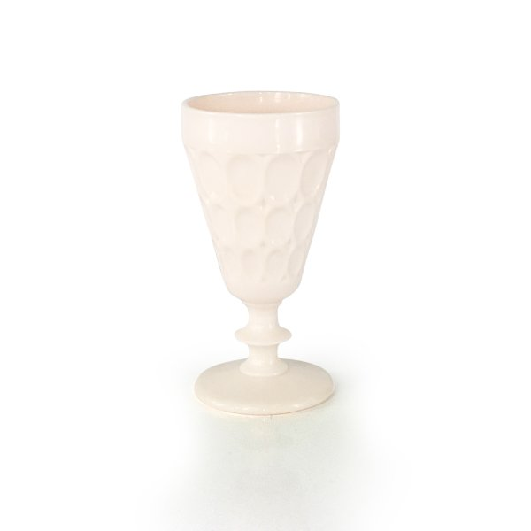 Pink Milk Glass