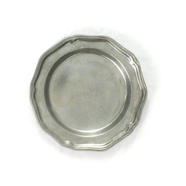 Pewter Salad Plates