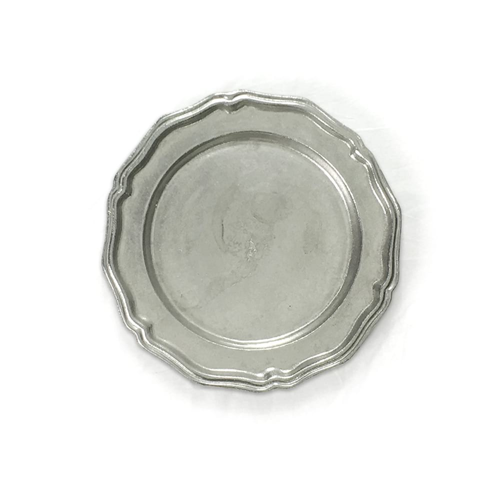 Pewter Dinner Plates