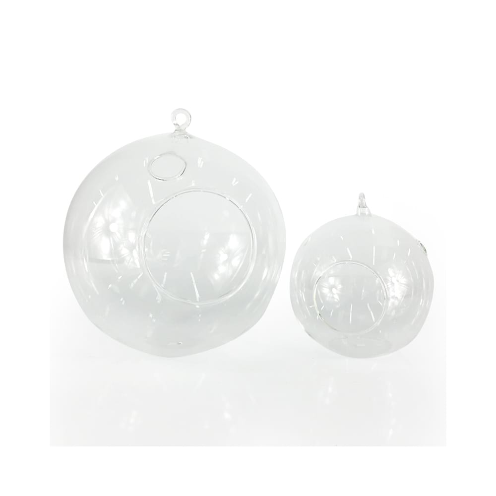 Large Glass Orbs