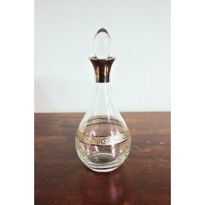 Glass with Gold - Decanter