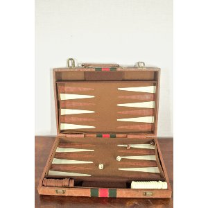 Backgamon Game