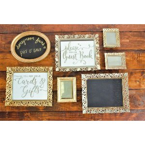 Frames/Table Numbers