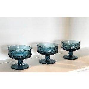 Blue Dessert Cup
