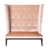 CHAMPAGNE LOVESEAT
