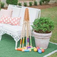 croquet set (6 player)