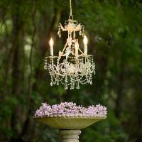 paisley chandelier