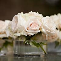 glass cylinder vase A