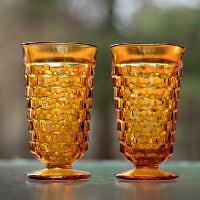 amber honeycomb B
