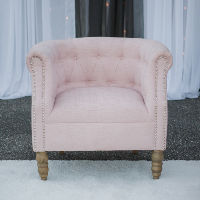 duckie pink chair