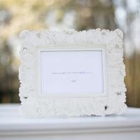framewhite rococo