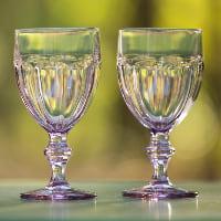 amethyst goblet A