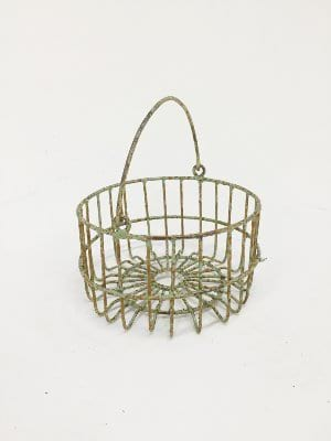 small chippy mint basket