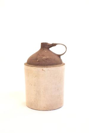 rustic jug