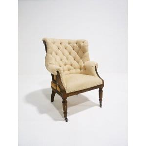 vanderbilt deconstructed chair - oatmeal