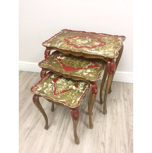 luly nesting tables