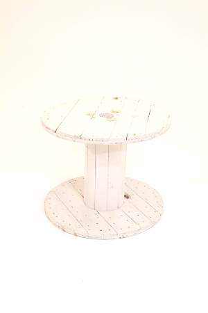 small spool table