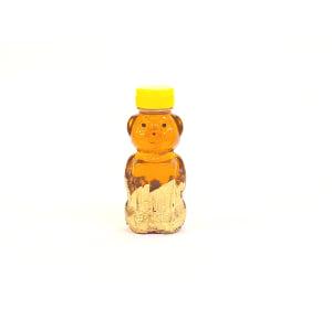 gold honey bear