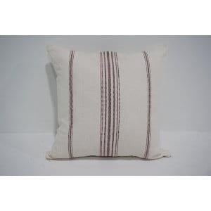 grain sack pillow #2 (large)