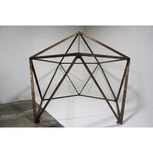 helix dome {wood}