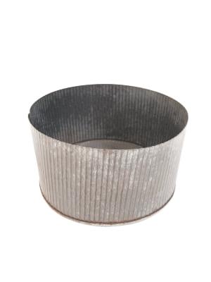 large corrugated tin