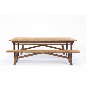 thompson farmhouse dining series: benches