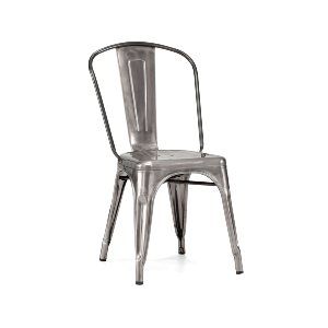 remington metal chair
