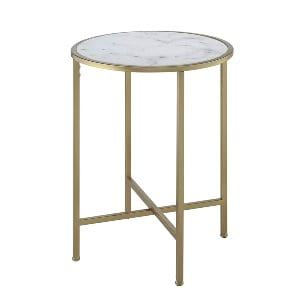 roman side table