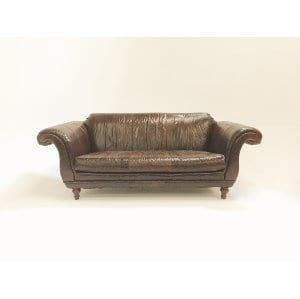 watson leather sofa