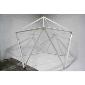 helix dome {white}