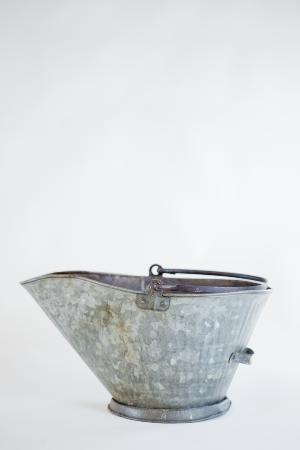 galvanized pail