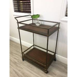 ellis bar cart