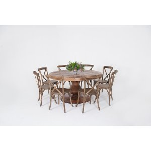 kingston table dining series: tuscans