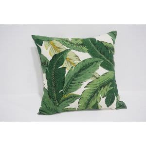 palm leaf pillow #1 (large)