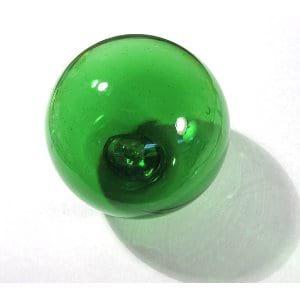medium glass buoy