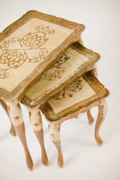 charlie nesting tables
