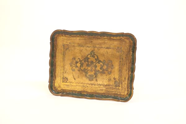 maurice florentine tray