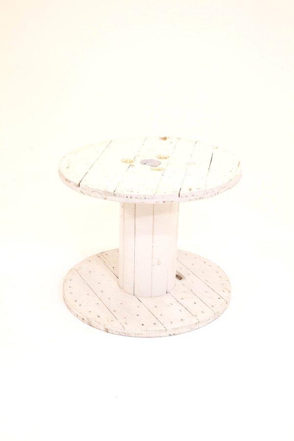 small spool table